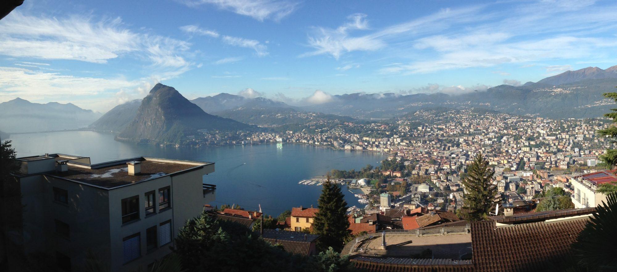 Nido di Rondine - Lugano Aldesago